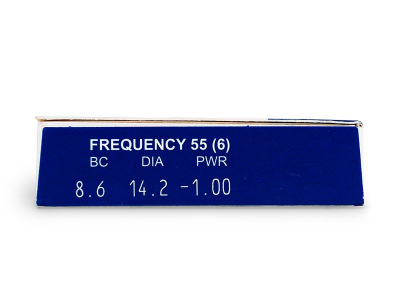 Frequency 55 (6lentes)