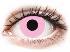 CRAZY LENS - Barbie Pink - Diárias sem correção (2 lentes)