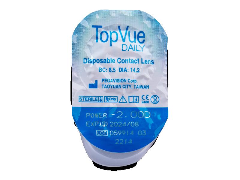 TopVue Daily (90lentes)