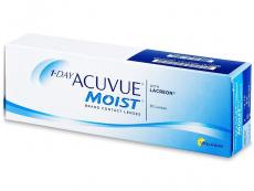 1 Day Acuvue Moist (30lentes)