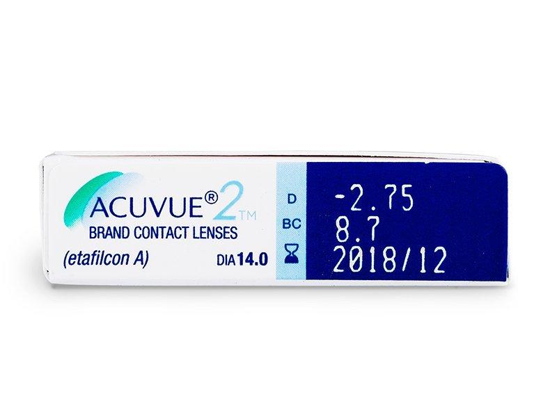 Acuvue 2 (6lentes)