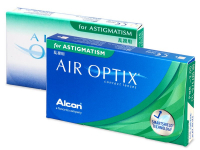 alensa.pt - Lentes de contacto - Air Optix for Astigmatism