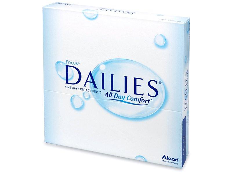 Focus Dailies All Day Comfort (90lentes)