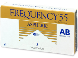 Frequency 55 Aspheric (6 lentes)