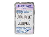 FREQUENCY XCEL TORIC (3 lentes)