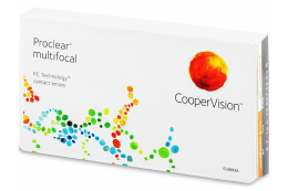 Proclear Multifocal (3lentes) - Cooper Vision