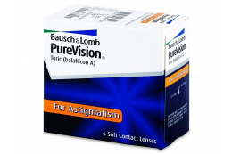 PureVision Toric (6 lentes) - Bausch and Lomb