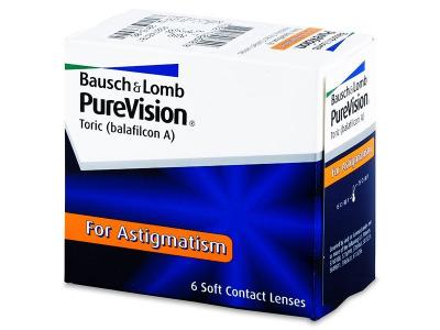 PureVision Toric (6lentes)