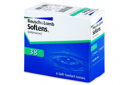 SofLens 38 (6lentes) - Bausch and Lomb