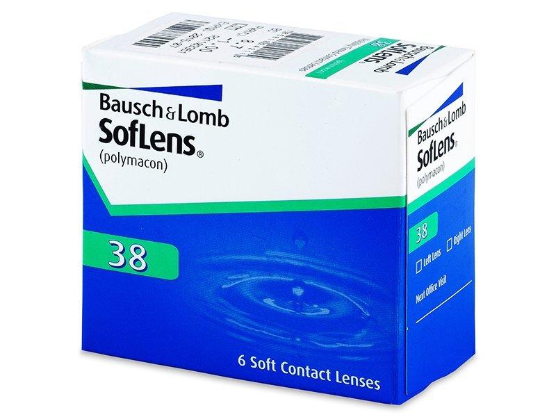 SofLens 38 (6lentes)