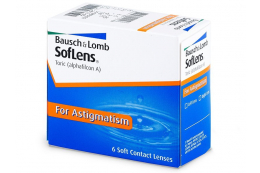 SofLens Toric (6lentes) - Bausch and Lomb
