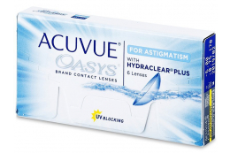Acuvue Oasys for Astigmatism (6lentes) - Johnson and Johnson