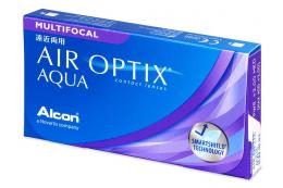 Air Optix Aqua Multifocal (6lentes)