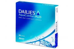 Dailies AquaComfort Plus (90lentes) - Alcon