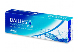 Dailies AquaComfort Plus (30 lentes) - Alcon