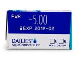 Dailies AquaComfort Plus (30lentes)
