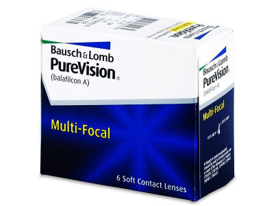 PureVision Multi-Focal (6lentes)