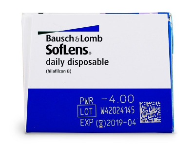 SofLens Daily Disposable (30 lentes)
