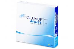 1 Day Acuvue Moist (90lentes) - Johnson and Johnson