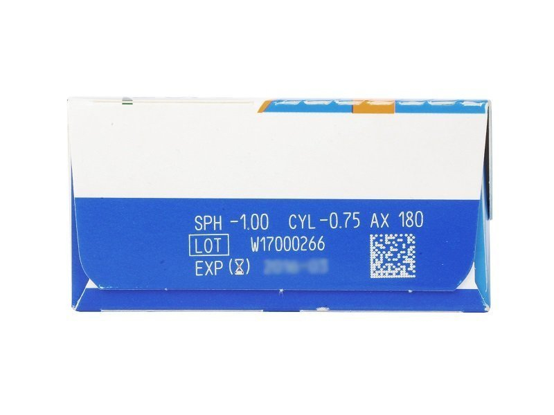 SofLens Daily Disposable Toric (30lentes)