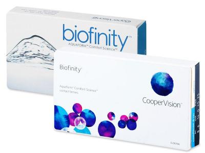 Biofinity (3lentes)