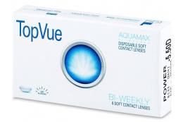 TopVue Bi-Weekly (6lentes) - TopVue