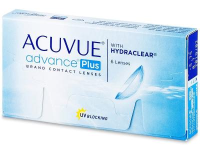 Acuvue Advance PLUS (6lentes)