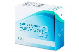 PureVision 2 (6lentes) - Bausch and Lomb