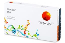 Proclear Toric (6lentes) - Cooper Vision