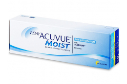 1 Day Acuvue Moist for Astigmatism (30 lentes) - Johnson and Johnson
