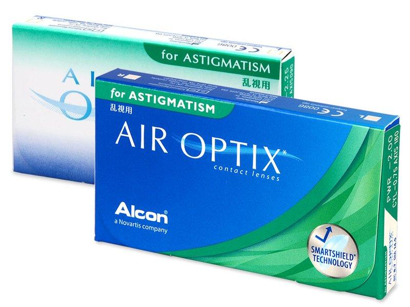 a282a4e52ea4c Air Optix for Astigmatism (6 lentes) por 29.56€