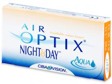 Air Optix Night and Day Aqua (3lentes)
